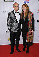 """06 February 2017 - Hollywood, California - Ali Afshar, Jane Seymour. """"Running Wild"""" Los Angeles Premiere held at the TCL Chinese 6 Theater. Photo Credit: Birdie Thompson/AdMedia"""