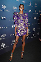 LOS ANGELES, CA - JANUARY 05: Tami Williams attends Michael Muller's HEAVEN, presented by The Art of Elysium at a private venue on January 5, 2019 in Los Angeles, California.<br /> CAP/ROT/TM<br /> ©TM/ROT/Capital Pictures