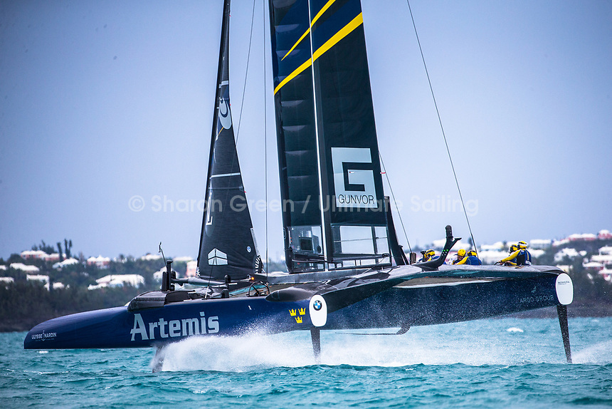 2017 LOUIS VUITTON AMERICAS CUP Challenger Series 6_11_17