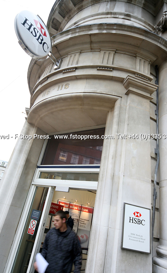 15/05/13- FILE PHOTO<br /> <br /> HSBC may cut 14,000 jobs as part of restructuring