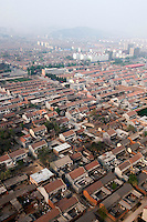 Rows of housing in Linzhou. /Felix Features