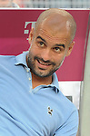 26.07.2014,  Imtech Arena, Hamburg, GER,  Telekom Cup 2014, 1. FBL, FC Bayern Muenchen vs Borussia Moenchengladbach, im Bild Trainer Pep Guardiola (Bayern) /Foto © nordphoto/ Witke *** Local Caption ***