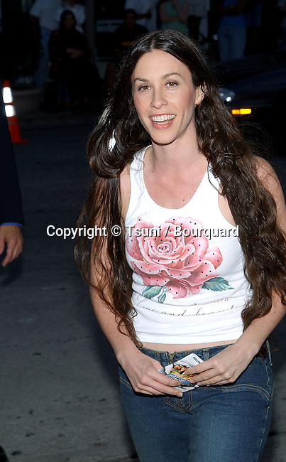 Alanis Morisette arriving at the Jay and Silent Bob Strike Back premiere at the Bruin Theatre in Los Angeles. August 15, 2001            -            MorisetteAlanis04.jpg