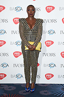 Laura Mvula<br /> at The Ivor Novello Awards 2017, Grosvenor House Hotel, London. <br /> <br /> <br /> &copy;Ash Knotek  D3267  18/05/2017
