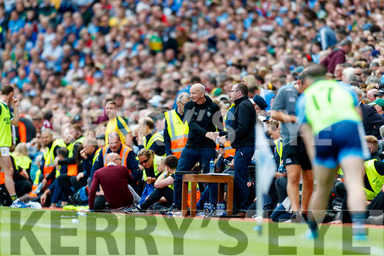 Peter Twiss during the GAA Football All-Ireland Senior Championship Final match between Kerry and Dublin at Croke Park in Dublin on Sunday.