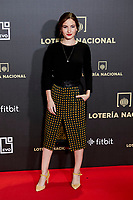 Ivana Vaquero attends to Fantastic Beasts: The Crimes of Grindelwald film premiere during the Madrid Premiere Week at Kinepolis in Pozuelo de Alarcon, Spain. November 15, 2018. (ALTERPHOTOS/A. Perez Meca) /NortePhoto