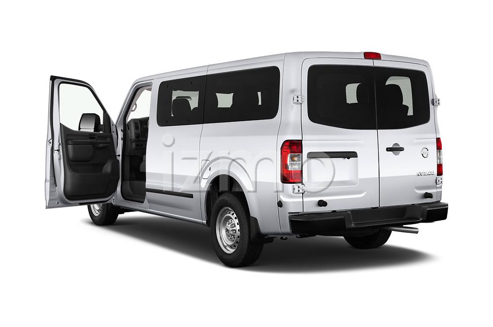 Car images of 2020 Nissan NV-Passenger S 4 Door Passenger Van Doors