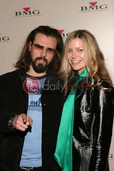 Rob Zombie and Sheri