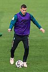 02.11.2018, Trainingsgelaende am Weserstadion, Bremen, GER, 1.FBL, Training SV Werder Bremen<br /> <br /> im Bild<br /> Niklas Moisander (Werder Bremen #18), <br /> <br /> Foto © nordphoto / Ewert