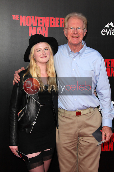 Hayden Begley, Ed Begley Jr.<br />