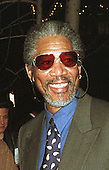"""Morgan Freeman arrives at the Warner Theatre for the Washington, D.C. Premiere of his latest movie """"Amistad"""" on December 4, 1997..Credit: Ron Sachs / CNP"""