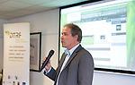 ZANDVOORT - GOLF -Arthur Wolleswinkel. DTRF (Dutch Turfgrass Research Foundation)  congres. COPYRIGHT KOEN SUYK