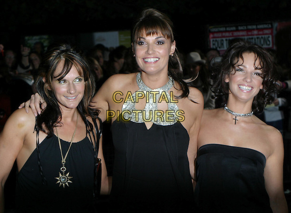 SIAN REEVES, SARAH PARISH, LUCY GASKELL.CUTTING IT.National Television Awards, Royal Albert Hall.www.capitalpictures.com.sales@capitalpictures.com.© Capital Pictures.