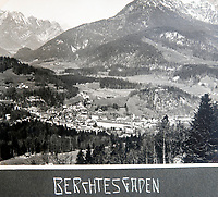 BNPS.co.uk (01202 558833)<br /> Pic: Jones&Jacob/BNPS<br /> <br /> The stunning alpine landscape around Berchtesgaden.<br /> <br /> Springtime for Hitler...Chilling album of pictures taken by one of Hitlers bodyguards illustrates the Nazi dictators rise to power.<br /> <br /> An unseen album of photographs taken by a member of Hitlers own elite SS bodyguard division in the years leading up to the start of WW2.<br /> <br /> The 1st SS Panzer Division 'Leibstandarte SS Adolf Hitler' or LSSAH began as Adolf Hitler's personal bodyguard in the 1920's responsible for guarding the Führer's 'person, offices, and residences'.