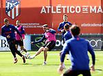 Atletico de Madrid's Hector Herrera during training session. June 8,2020.(ALTERPHOTOS/Atletico de Madrid/Pool)