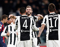 Calcio, Serie A: Juventus - Crotone, Torino, Allianz Stadium, 26 novembre, 2017.2017.<br />