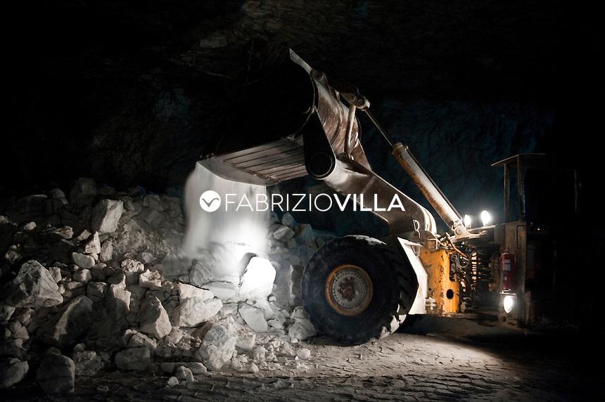 Realmonte (Agrigento) Italia. La miniera di sale..ph fabrizio villa