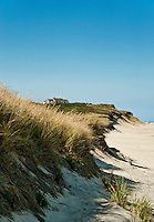 Coast Gauard Beach and dunes, Eastham, Cape Cod, Massachusetts, , USA