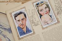 Film Stars 1938