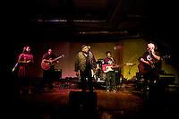 Roger Knox and his band, 13.04.13
