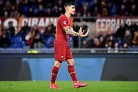 Gianluca Mancini of AS Roma <br /> Roma 23/02/2020 Stadio Olimpico <br /> Football Serie A 2019/2020 <br /> AS Roma - Lecce<br /> Photo Andrea Staccioli / Insidefoto