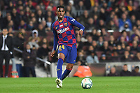 Junior Firpo<br /> 07/12/2019 <br /> Barcelona - Maiorca<br /> Calcio La Liga 2019/2020 <br /> Photo Paco Largo Panoramic/insidefoto <br /> ITALY ONLY