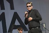 Jul 20, 2013: JOHN NEWMAN - Lovebox Weekend - Day 2