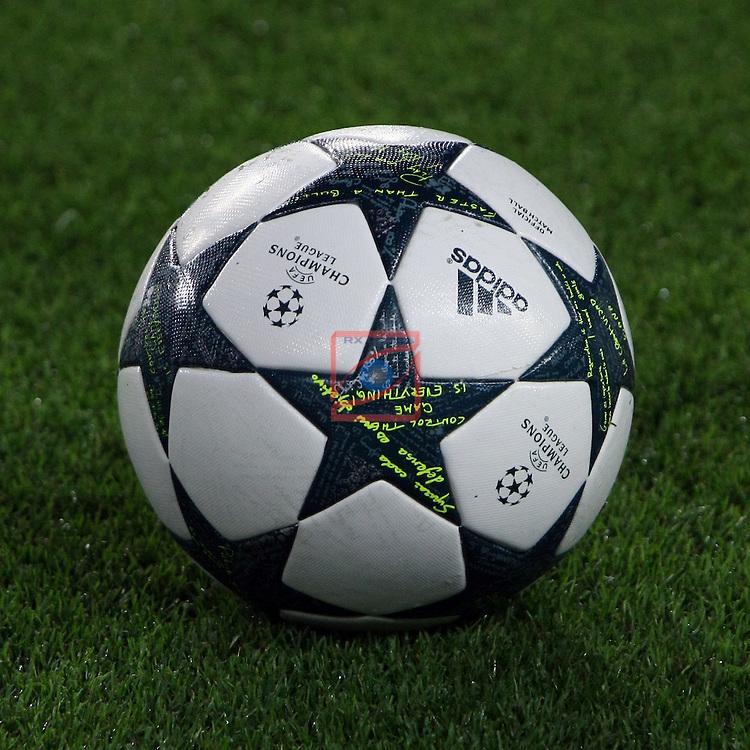 UEFA Champions League 2016/2017 - Matchday 6.<br /> FC Barcelona vs VfL Borussia Monchengladbach: 4-0.