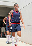 30 July 2006: Natasha Kai (USA). The United States Women's National Team defeated Canada 2-0 at SAS Stadium in Cary, North Carolina in an international friendly soccer match.