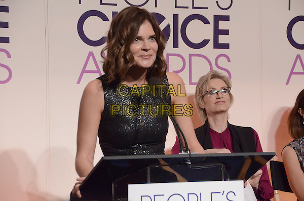 03 November - Beverly Hills, Ca - Betsy Brandt. People's Choice Awards 2016 Nomination Press Conference held at The Paley Center for Media. <br /> CAP/ADM/BT<br /> &copy;BT/ADM/Capital Pictures