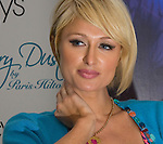 031409tvinterviewportraitTWO.Paris Hilton during a private interview session for local media..BND/TIM VIZER