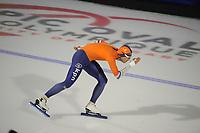 SPEEDSKATING: CALGARY: Olympic Oval, 30-11-2017, ISU World Cup training, Kai Verbij (NED), ©photo Martin de Jong