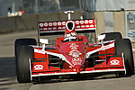 1 September 2007: Scott Dixon (NZL) at the Detroit Belle Isle Grand Prix, Detroit, MI