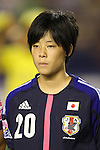 Mayo Doko (JPN), .AUGUST 26, 2012 - Football / Soccer : .FIFA U-20 Women's World Cup Japan 2012, Group A .match between Japan 4-0 Switzerland .at National Stadium, Tokyo, Japan. .(Photo by Daiju Kitamura/AFLO SPORT)