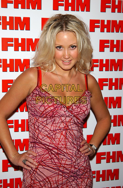 50eed572e1d RACHEL BRADY.FHM 100 Sexiest Party 2003.Aldwych tube  station.sales capitalpictures