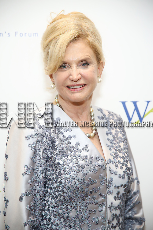 Carolyn B. Maloney attends The 7th Annual Elly Awards at The Plaza Hotel on June 19, 2017 in New York City.