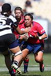 NELSON, NEW ZEALAND - OCTOBER 14: Tasman Women v Hawkes Bay on October 14 Trafalgar Park 2017 in Nelson, New Zealand. (Photo by: Evan Barnes Shuttersport Limited)