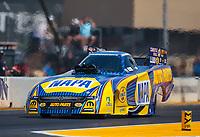 Jul 29, 2018; Sonoma, CA, USA; NHRA funny car driver Ron Capps during the Sonoma Nationals at Sonoma Raceway. Mandatory Credit: Mark J. Rebilas-USA TODAY Sports