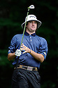 June 24, 2009; Cromwell, CT, USA; Bubba Watson on the 11th tee during the Celebrity Pro-Am round of the Travelers Championship at TPC River Highlands. Mandatory Credit: Tomasso DeRosa/SportPics