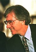Washington, DC - October 23, 1998 -- Ambassador Dennis Ross, United States Special Middle East Coordinator at the Wye River Accords signing crermony at the White House on Thursday, October 23, 1998..Credit: Ron Sachs / CNP