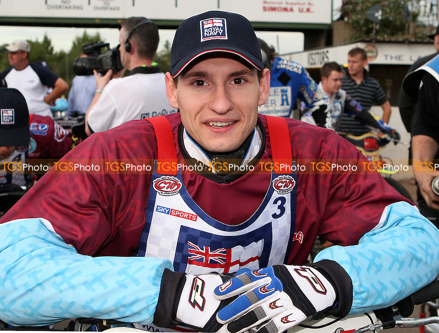 New Lakeside signing Piotr Swiderski - Lakeside Hammers vs Poole Pirates, Elite League Speedway at the Arena Essex Raceway, Purfleet - 20/07/09 - MANDATORY CREDIT: Rob Newell/TGSPHOTO - Self billing applies where appropriate - 0845 094 6026 - contact@tgsphoto.co.uk - NO UNPAID USE.