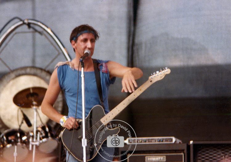 THE WHO The Who, Pete Townsend,