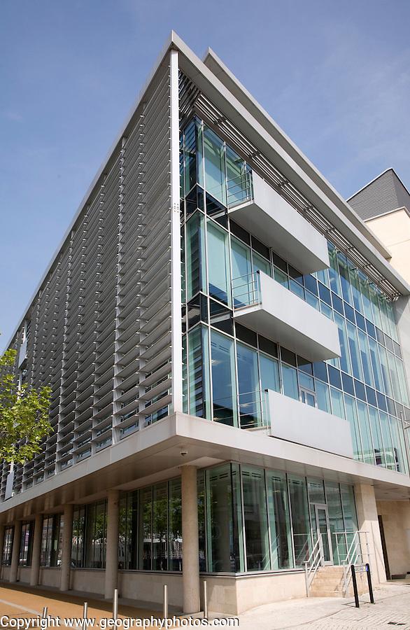 Modern architecture, Harbourside, Bristol