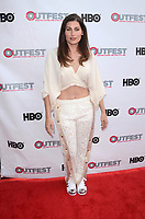 """Trace Lysette<br /> at the """"Transparent"""" Season 4 Sneak Peek at Outfest LGBT Film Festival, DGA, Los Angeles, CA 07-15-17<br /> David Edwards/Dailyceleb.com 818-249-4998"""