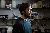 Dr. Michael Levin is a professor and director of the Tufts Center for Regenerative and Developmental Biology in the Department of Biology at Tufts University in Medford, Massachusetts, USA. Levin's research focuses on the way that animal cells communicate with one another during embryonic development and cell and tissue regeneration. Levin's lab currently uses frogs and freshwater planaria worms for research.