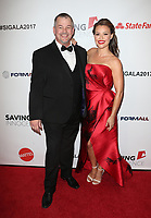 HOLLYWOOD, CA - SEPTEMBER 30: Alan Smith, Kim Biddle, at The 6th Annual Saving Innocence Gala at Loews Hollywood Hotel, California on September 30, 2017. Credit: Faye Sadou/MediaPunch