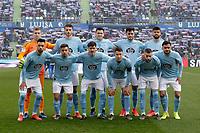 Celta de Vigo's team  during La Liga match. February 09,2019. (ALTERPHOTOS/Alconada)<br /> Liga Campionato Spagna 2018/2019<br /> Foto Alterphotos / Insidefoto <br /> ITALY ONLY