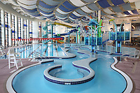 Kroc Center Pool