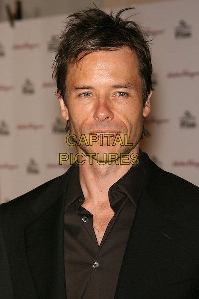 "GUY PEARCE.SBIFF Opening Night - ""Factory Girl"" Premiere held at Arlington Theatre, Santa Barbara, California, USA..January 25th, 2007.headshot portrait .CAP/ADM/ZL.©Zach Lipp/AdMedia/Capital Pictures"