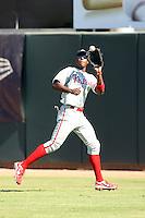 John Mayberry Jr - Mesa Solar Sox - 2010 Arizona Fall League.Photo by:  Bill Mitchell/Four Seam Images..